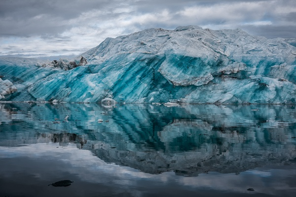 Glacial Melt, Iceland 2008 by Colin Finlay