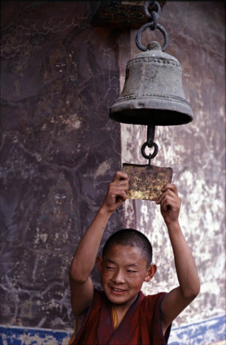 Bell Ringing by Thomas L. Kelly