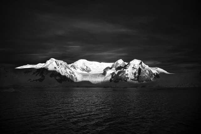Antarctic Light  by Ernest H. Brooks II
