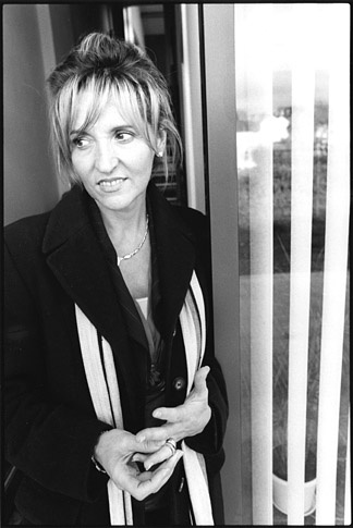 Martina Anderson by Marissa Roth
