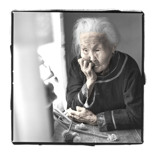 Indica, 93, Amur River, Siberia by Phil Borges