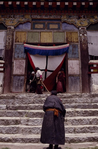 Sera Monastery by Thomas L. Kelly