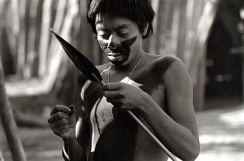 The Arrow Maker, Brazil, 1996 by Valdir Cruz