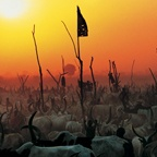Dinka Cattle Camp, South Sudan