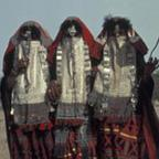 Rashaida Man with wives
