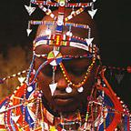 Maasai Bride of Kenya