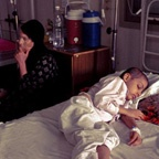 Cancer ward, Baghdad