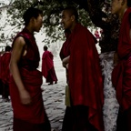 Debating Monks, #7