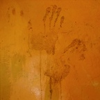 Monk Handprints