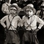 Boys with Masks, Cuzco, Peru, 2006<br />