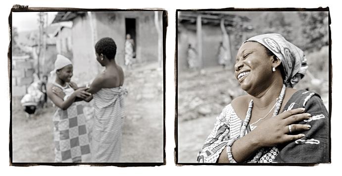 Teke Foliwa, 42  Have, Ghana