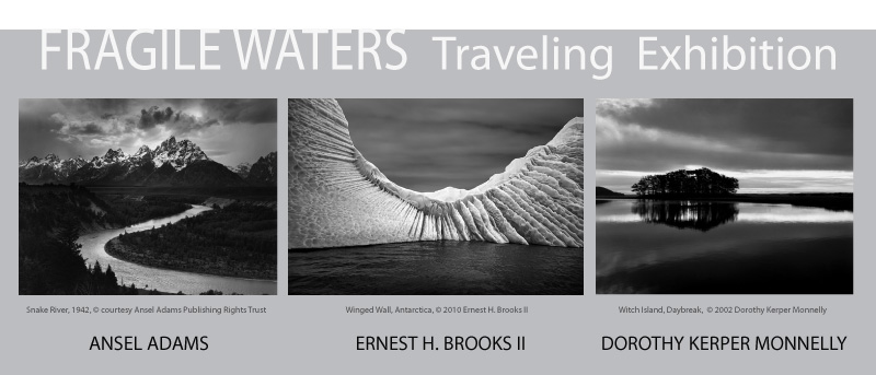 Fragile Waters traveling exhibition