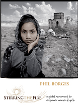 Phil Borges' Stirring the Fire: a global movement to empower women and girls