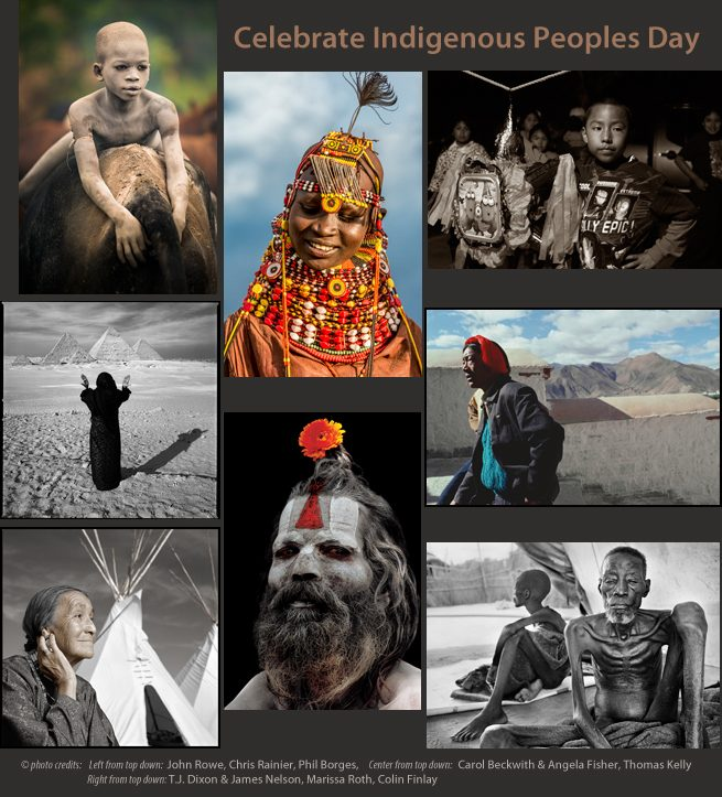 photokunst photographers celebrate indigenous people