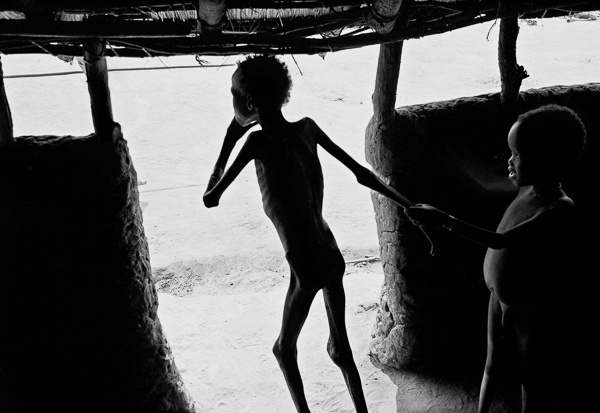 Darfur, South Sudan 1998 by Colin Finlay
