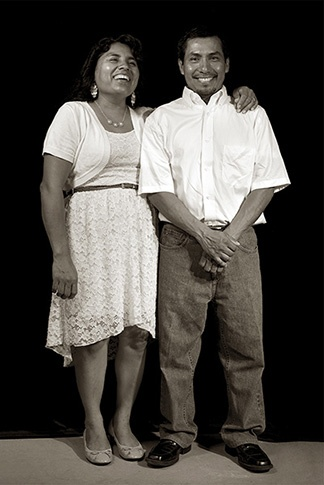Manuel and Narcisa, 2014 by T.J. Dixon and James Nelson