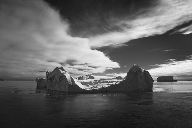 Adrift In Antarctica by Ernest H. Brooks II