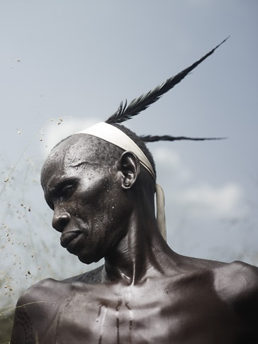 Mursi Elder by Joey L.