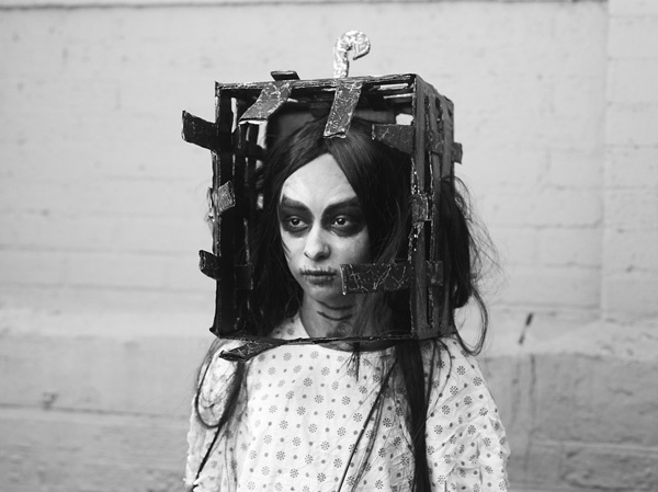 "Janiya Figarabo as ""Dead Goth Girl"", II by Joey L."