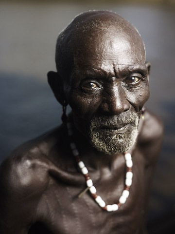 Portrait of Balo Eryama by Joey L.