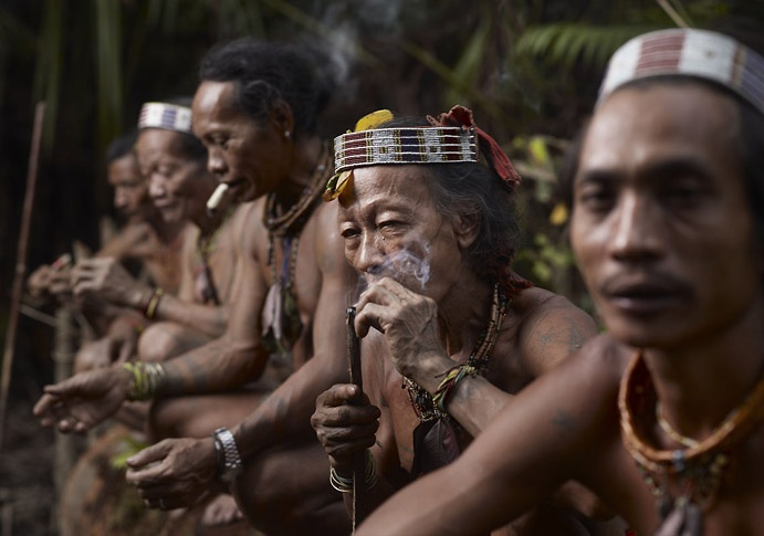 Bajak Tolkot Smoking by Joey L.