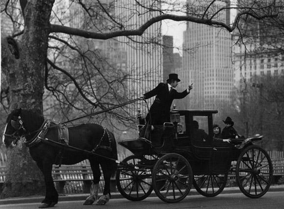 Hansom Cab, 1985 by The New York Times Photo Archives