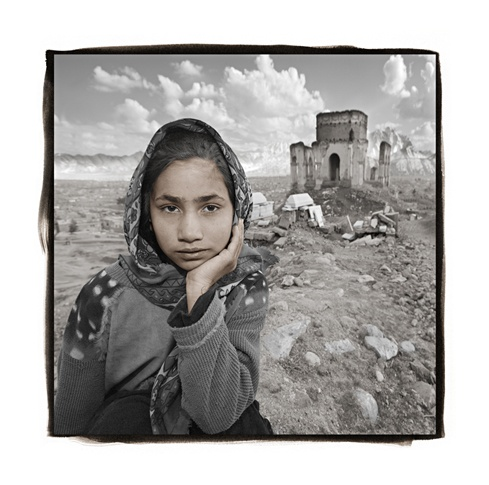 Humaria, 11  Kabul, Afghanistan by Phil Borges