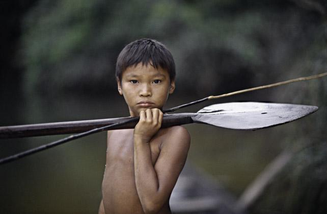 Makuna Boy by Thomas L. Kelly