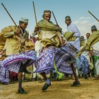 Somali Wedding Dancers, Somaliand