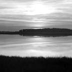 Salt Marsh Islands, Predawn Stillness