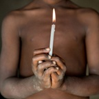 Child and Candle, India