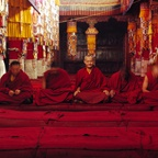 Five Monks, China