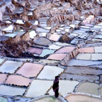 Salt Mines, the Andes