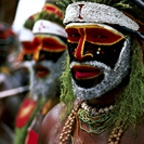 Warriors, Papau New Guinea