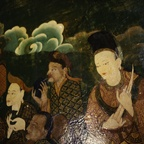 Old Mural at Samye Monastery