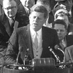 Kennedy Inaugural Address - 1961