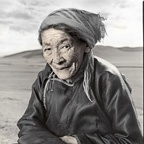 Namid, 70, Darkhad People, Tsaggan Nuur, Mongolia