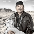 Sam Begay, 62, Arizona, Navajo Nation