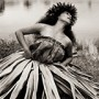 Traditional Hula Dancer, Hawaii, 1996<br />