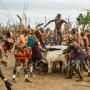 Bull Jump Ceremony, Kara Tribe Dus Village