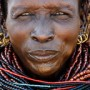 Portrait of a Nyangatom Woman #2