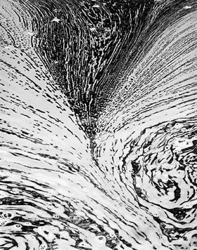 """Foam Pattern"",  Acadia National Park, Maine"