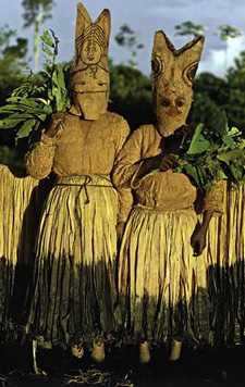 Makuna Fish Spirit Dancers