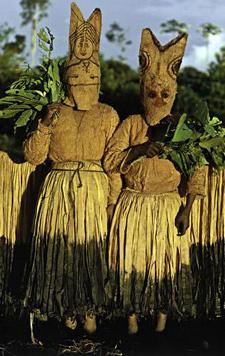 Makuna Fish Spirit Dancers