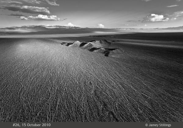 Ivanpah Solar project site, Mohave Desert, Ca