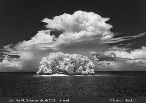 "Ernest H. Brooks II, ""Untitled #1, Solomon Islands"