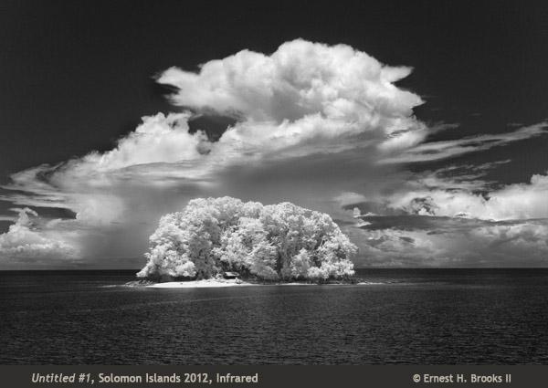 "Ernest H. Brooks II, ""Untitled #1, Solomon Islands"