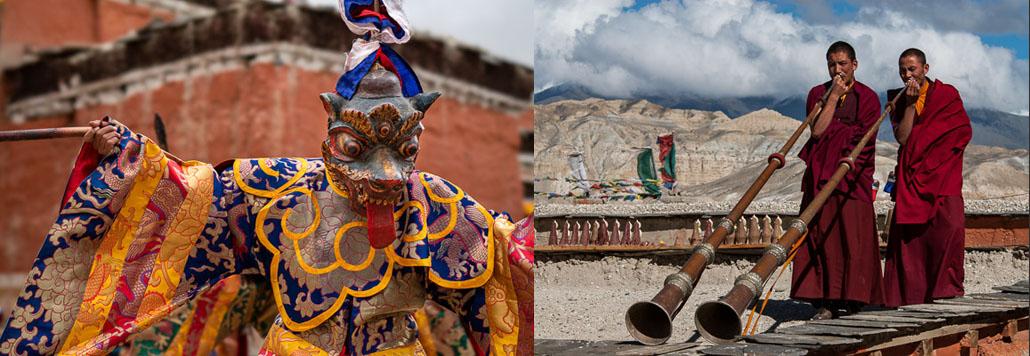 Luigi Fieni: Tibetna Mustang Collection photographs