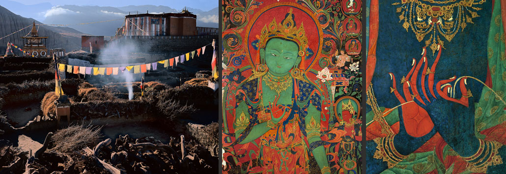 Kenneth Parker: Tibetan MUSTANG collection photgraphs